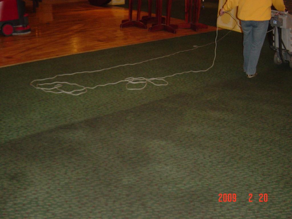 Teppich und Polsterreinigung  ACS Active Cleaning Systems